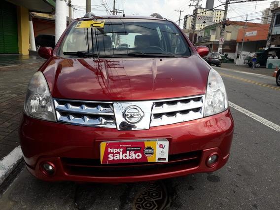 Nissan Livina 1.8 Sl Flex Aut. 2012 - Esquina Automoveis