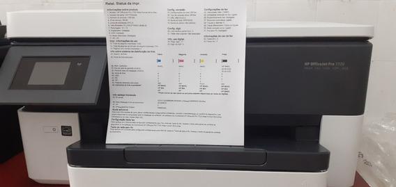 Impressora A3 - Hp Officejet Pro 7720 Multifuncional