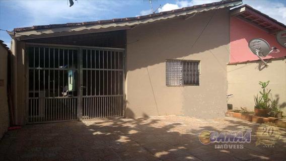 Casa Com 2 Dorms, Balneário Itaguai, Mongaguá - R$ 180 Mil, Cod: 6828 - V6828