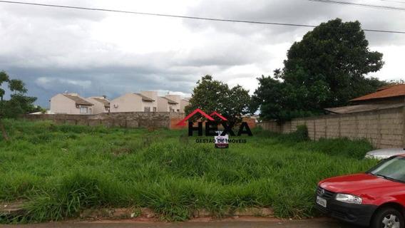 Terreno Residencial Para Venda E Locação, Jardim Helvécia, Aparecida De Goiânia. - Te0084