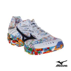 Tênis Feminino Mizuno Wave Prime 9 Osaka Original+brinde