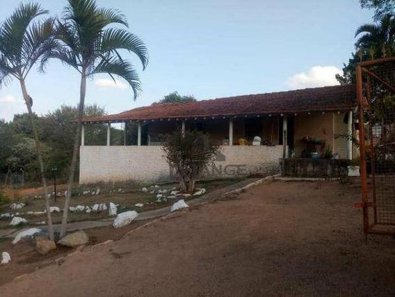 Chácara Com 3 Dormitórios À Venda, 1000 M² Por R$ 195.000,00 - Loteamento Chácaras Gargantilhas - Campinas/sp - Ch0400