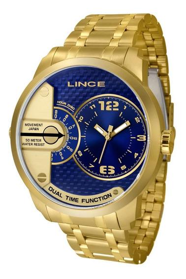 Relógio Lince Masculino Mrgh049s D2kx