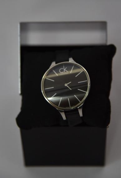 Reloj Calvin Klein Mujer Negro