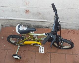 Bicicleta Musetta Infantil