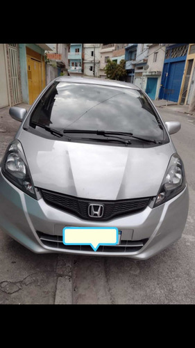 Honda Fit 2014 1.4 Lx Flex Aut. 5p