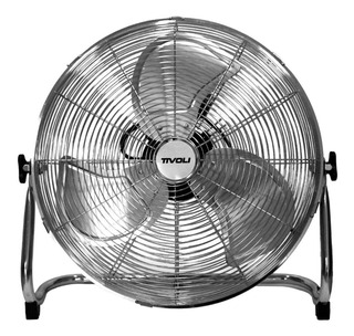 Ventilador Turbo Tipo Industrial Tivoli 18 120 Watts Vta18