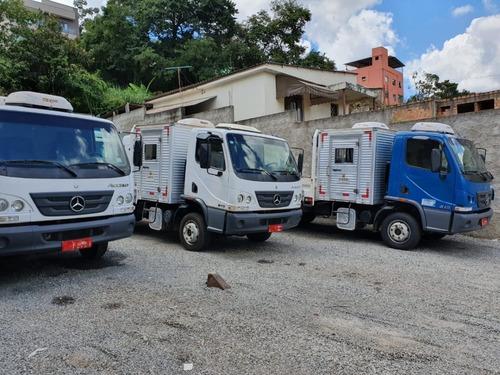 Mercedes-benz 3/4 815 Ano 2018 Cabine Suplementar