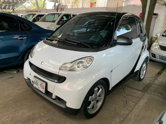 Smart Fortwo Passion Aut Ac 2012