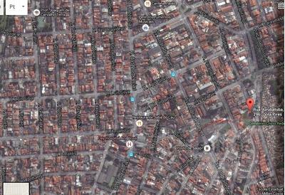 Terreno A Venda No Bairro Vila Pires Em Santo André - Sp. - 261-1