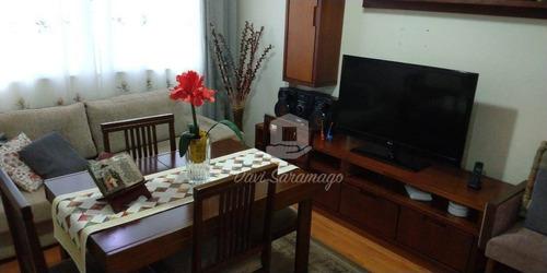 Imagem 1 de 25 de Apartamento À Venda, 55 M² Por R$ 350.000,00 - Icaraí - Niterói/rj - Ap1023