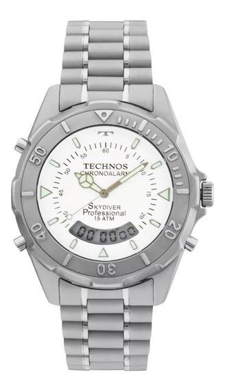 Relógio Technos Masculino Skydiver T20562/1b Frete Gratis