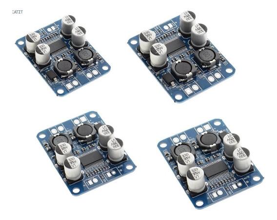 Módulo Amplificador Para.tweeter/drive/titánium(4peças)