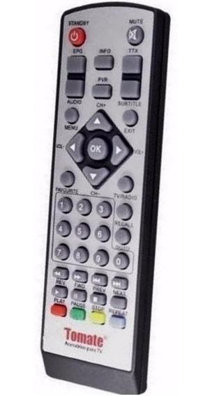 Controle Remoto Conversor Digital Tomate Mcd 999   Mcd-888