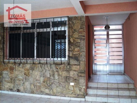 Sobrado Com 3 Dormitórios Para Alugar Por R$ 2.200/mês - Parque Nações Unidas - São Paulo/sp - So0979