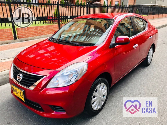 Nissan Versa Advance At Aa 2ab Abs Dh
