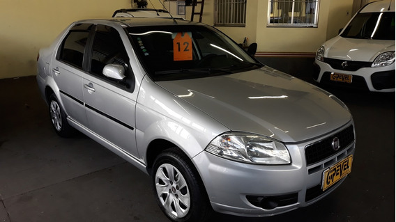 Fiat Siena 1.0 El Flex 4p Gipevel