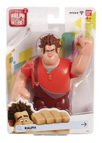 Muñeco Figura Ralph El Demoledor Articulado Original Full