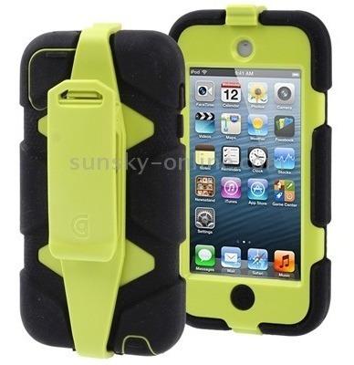 Funda Survivor iPod Touch 5g Contra Golpes Polvo Lluvia Lqe