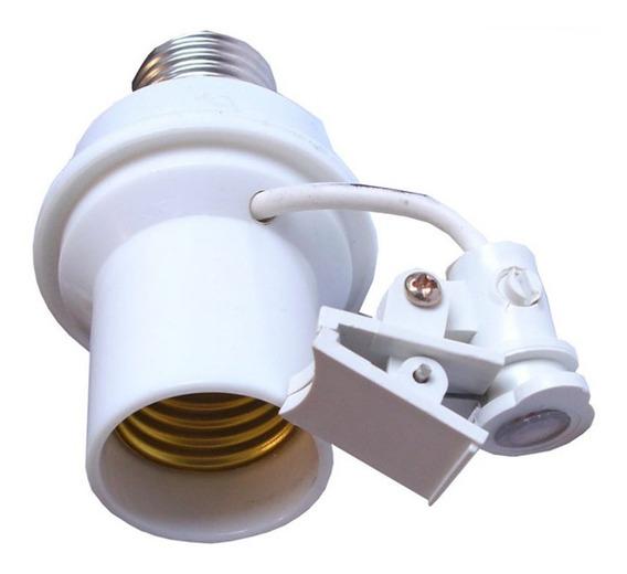 5pcs Soquete Sensor Fotocelula Rele Iluminacao E27 Coruja