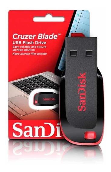 Pendrive 32gb Sandisk Original Sellado Blister