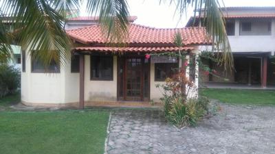 Casa Em Praia Seca, Araruama/rj De 240m² 6 Quartos À Venda Por R$ 450.000,00 - Ca198475
