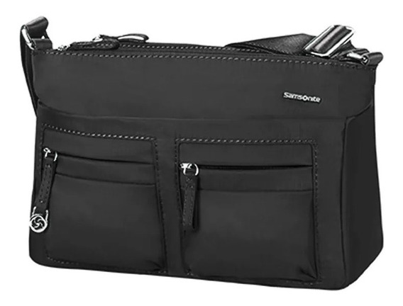 Cartera Samsonite Horizon Shoulder Bag+flap Nueva Sin Uso