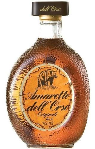 Licor Amaretto Dell' Orso 700ml