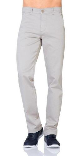 Pantalon Oggi Jeans Hombre Beige Gabardina S Chinos 900 Movi Salvaje Tentacion St