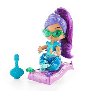 Fisherprice Nickelodeon Shimmer Y Shine Flotante Genie Zeta