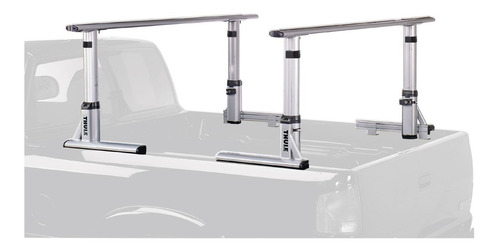 Barras Thule Xsporter 500 Para Pickup / Musicarro