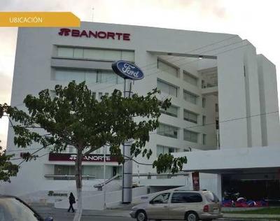 Hermosas Oficinas Piso Completo Paseo De Montejo Merida Yucatan, Mexico.