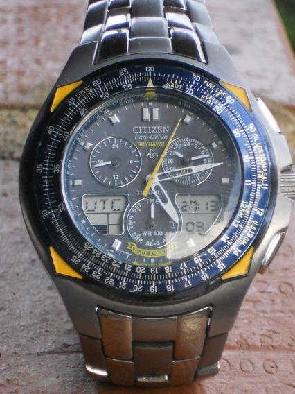 Relógio Citizen Bluehawk