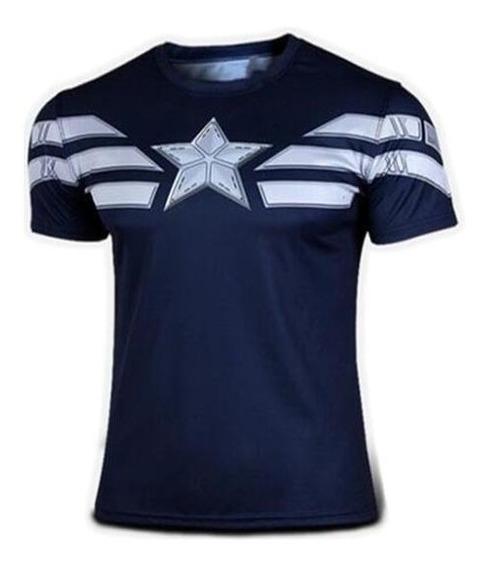 Remera Capitán América