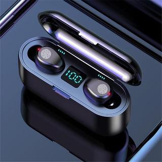 F9 Tws Sem Fio Bluetooth 5.0 Fone De Ouvido In-ear Fone De O