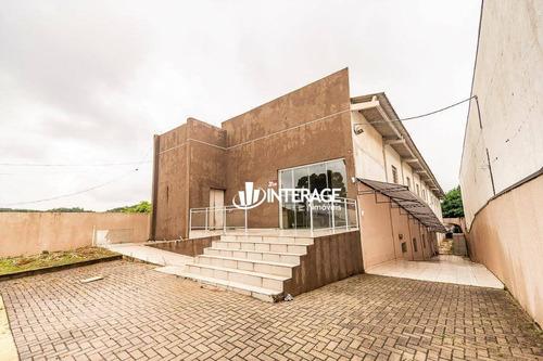 Barracão, 795 M² - Venda Por R$ 1.800.000,00 Ou Aluguel Por R$ 12.500,00/mês - São Braz - Curitiba/pr - Ba0017