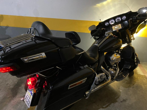 Harley Davidson Electra Ultra Limited Flhtk