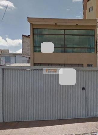 Salão Comercial Para Locação, Vila Baeta Neves, São Bernardo Do Campo. - Sl0032