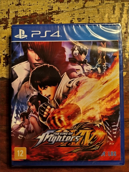 The King Of Fighters Xiv Lacrado Ps4