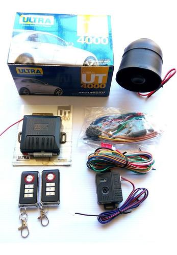 Alarma Ultra Ut4000 Nv