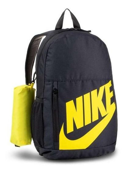 Mochila Nike Elemental Gr/am Importada Original Ba6030080