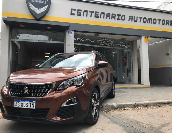 Peugeot 3008 1.6 Allure Thp Tiptronic 2017