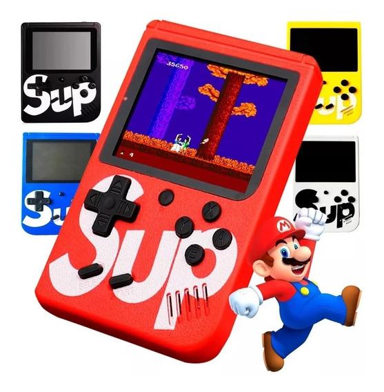 Mini Vídeo Game Portátil Boy Sup 400 Jogos Clássicos