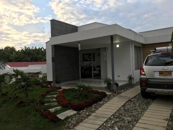 Casa Campestre 228 M2 Lote 460 M2 El Caimo