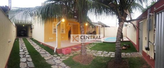 Casa Comercial Para Locação, Pituba, Salvador - Ca0093. - Ca0093