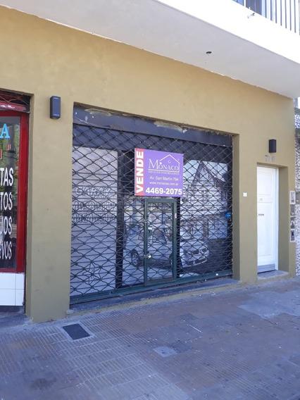 Local Comercial Sobre Av San Martin 3.30 X 21
