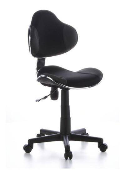 Cadeira De Escritório Secretaria Cinza Pelegrin Pel-s653