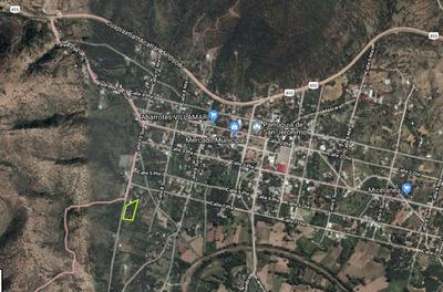 Terrerno De 5000 M. En San Jeronimo Xayacatlan, Puebla.