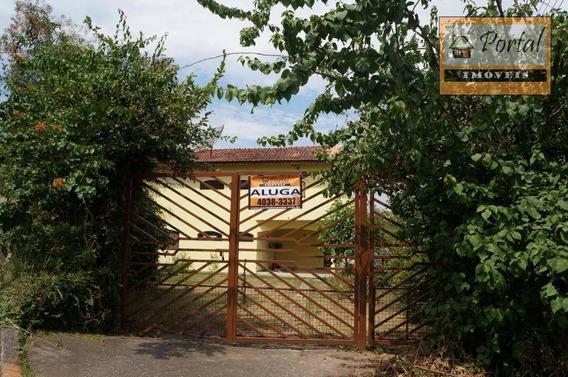 Casa No Bairro Parque Internacional Em Campo Limpo Paulista-sp. - Ca0161
