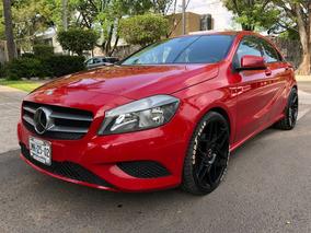 Mercedes Benz Clase A 1.6 180 Cgi At Rodado Progresivo 20